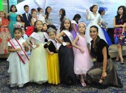 Our little Mini Miss and Mister Kyrgyzstan 2016